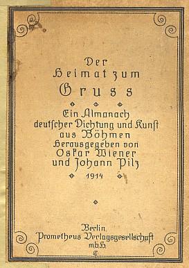 Obálka (1914)