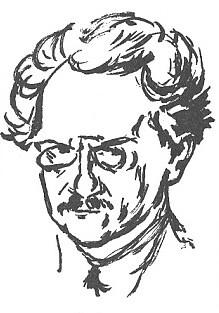 Na kresbě Friedricha Feigla