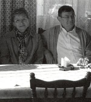 Fanni a Erwin Wiererovi po letech
