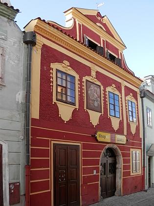 Rodný dům v Soukenické ulici čp. 40