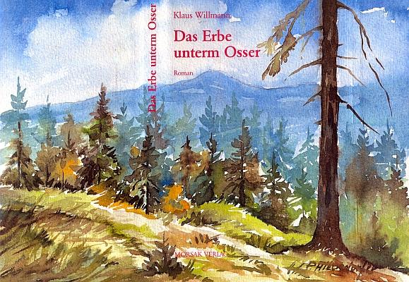 Obálka (1999) čtvrtého vydání jeho románu v nakladatelství Morsak vbavorském Grafenau
