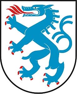 Znak bavorského města Ingolstadt