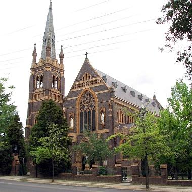 Katolická katedrála Panny Marie a sv. Josefa vaustralském Armidale