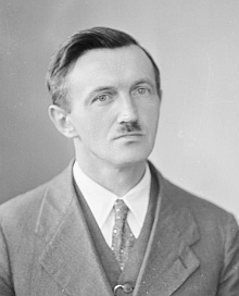 Bratr Johann na snímku z fotoateliéru Seidel z roku 1939, vPestřici hospodařil na stavení čp. 3