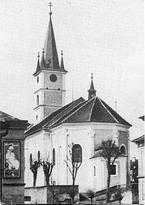 ... a na fotografii z roku 1930