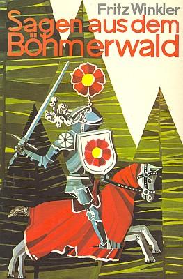 Obálka (1976) knihy vydané v Linci (Oberösterreichischer Landesverlag)