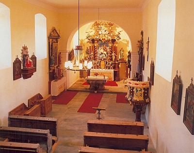 Kostel sv. Martina v Nicově dnes