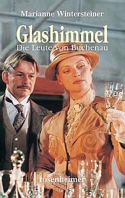 Obálka nového vydání knihy Die Leute von Buchenau (2004, Rosenheimer Verlagshaus) , které už používá názvu její filmové podoby