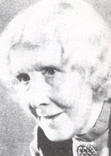 Clara Nordströmová (1886-1962)