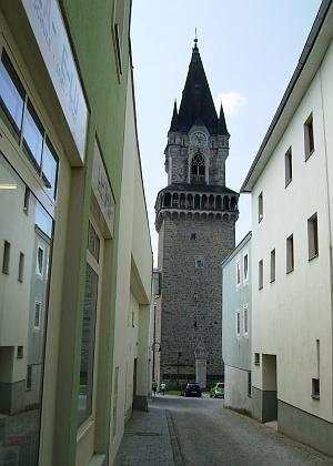 Kostel sv. Mikuláše v Haslachu