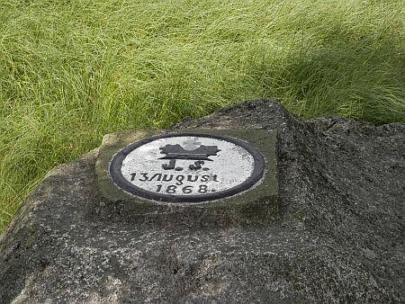 Na Plešném jezeře je dodnes k vidění kámen, vytesaný na památku návštěvy tehdejšího prince, pozdějšího knížete Jana II. 13. srpna 1868