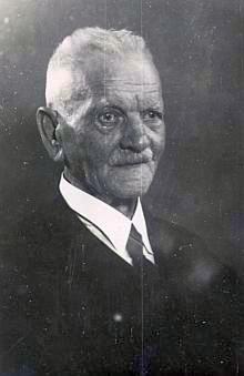 Johann Wodiczka na pozdějším snímku