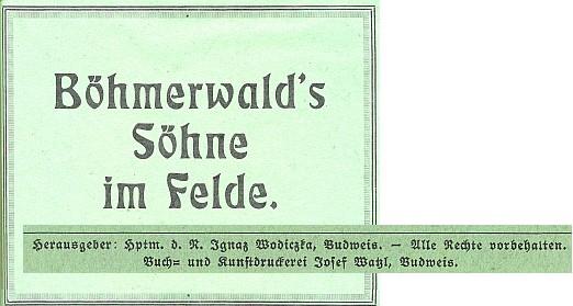 Obálka časopisu, který vydával