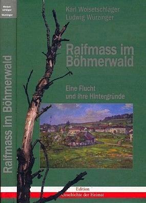 Obálka s malbou Herberta Wagnera knihy vydané v Grünbachu nakladatelstvím Franz Steinmaßl (2004) ...