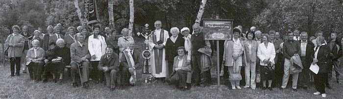 27. května 2006 byl vysvěcen pamětní kříž obce Raifmaß, stojící v místech někdejší její návesní kaple
