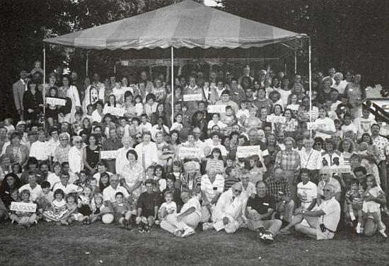 Šumavské rodinné setkání v Portlandu, stát Oregon