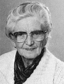 Její maminka Juliana, roz. Petterová, zemřela v bavorském městě Kronach v roce 1982