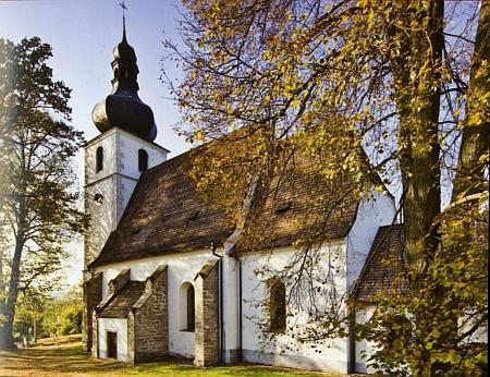 Kostel sv. Jiljí v Rychnově u Nových Hradů