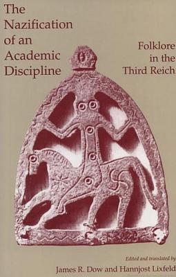 """Obálka (1994) americké publikace Indiana University o """"nacifikaci folkloristiky"""" ve """"Třetí říši"""", zmiňující i působení Richarda Wolframa"""