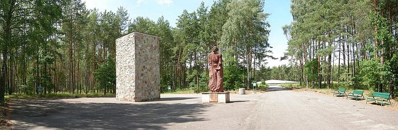 Památník obětem koncentračního tábora Sobibor