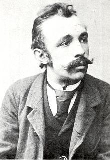 Na snímku pořízeném někdy kolem roku 1900