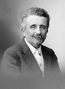 Na snímku z fotoateliéru Seidel, datovaném 25. května 1921