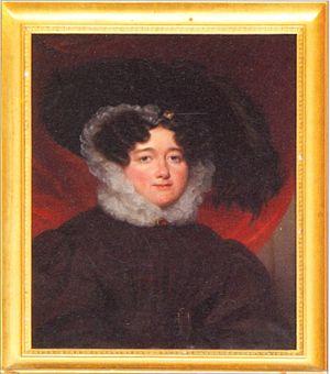 O devět osiřelých dětí kněžny Pauliny se starala jejich neprovdaná teta Eleonora Žofie