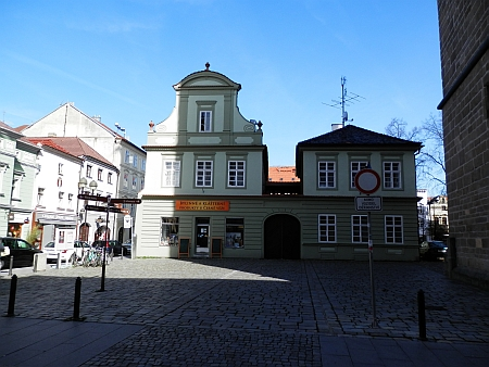 Českobudějovické děkanství