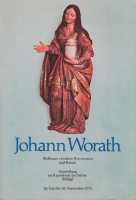 Obálka katalogu výstavy z jeho díla v klášteře Schlägl