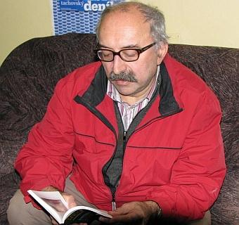 V roce 2008 při návštěvě Tachova