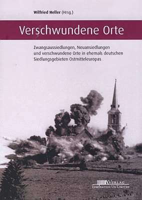 Obálka knihy, do níž přispěl kapitolou o poválečném českém osídlení Souměře (Verlag Inspiration Un Limited, Berlin, 2017)