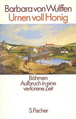 První německé vydání (1989) její knihy s celým obrazem, ze kterého zbyl na obálce paperbacku pouhý výřez