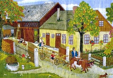 Rodný dům v Novém Sedlišti čp. 3...