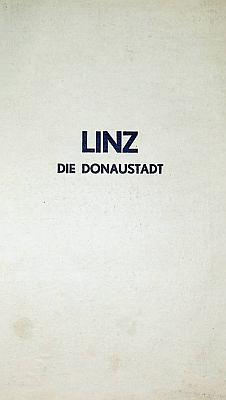 Vazba jeho knihy o Linci (1932)