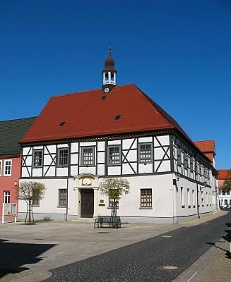Radnice v Gräfenhainichen