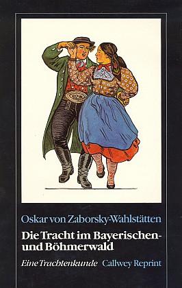 Obálka reprintu jeho knihy (1997) v mnichovském nakladatelství Callwey