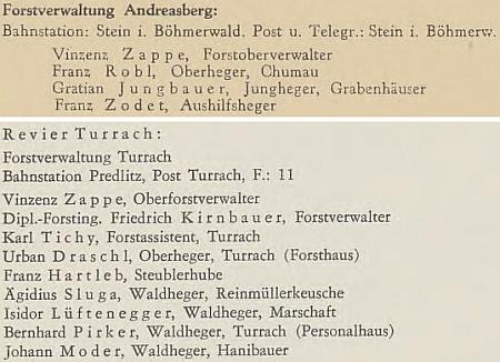 """Takto vypadal dům zvaný """"Waldlinhachtn"""" (Peier) v Ondřejově ještě roku 1965"""