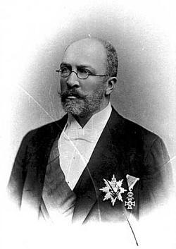 Na snímku z archivu pražského fotoateliéru Langhans