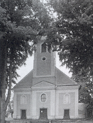 Kostel sv. Antonína Paduánského ve Folmavě