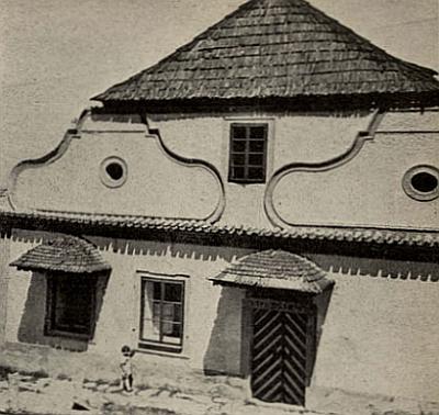 Neuvěřitelný architektonický klenot někdejší Dobré Vody uNových Hradů na staré fotografii