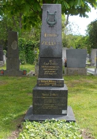 Horb na vídeňském Centrálním hřbitově
