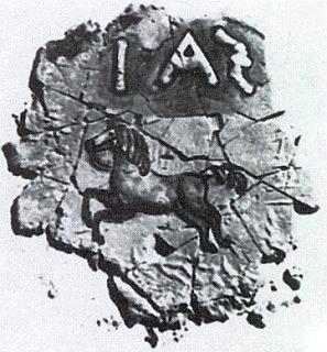 Pečeť rychtáře Johanna Adama Zettla z Vysokých Lávek