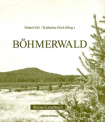 Obálka (2003) knihy s jeho vzpomínkou (Lichtung-Verlag, Viechtach)