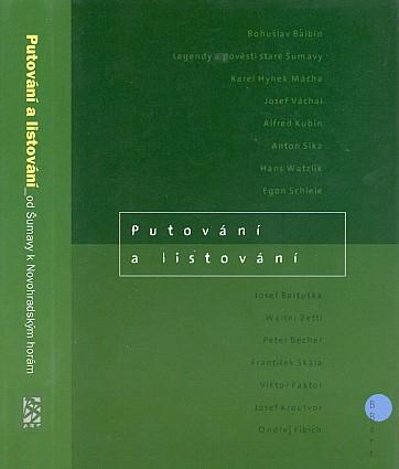 Obálka (2004) antologie vydané nakladatelství BB art v Praze sčeským překladem jeho básně Vydra, který je v úplnosti součástí  těchto internetových stránek pod názvem Rozloučení se Šumavou