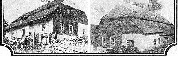 Rodný dům ve Stodůlkách