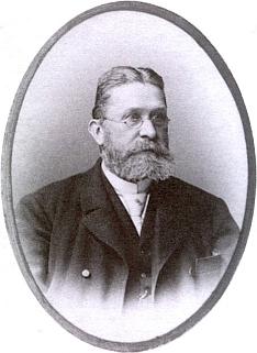 Jeho slavnější bratr Franz Josef Zink, městský radní a čestný občan českobudějovický