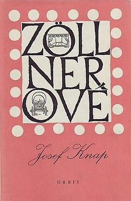 Obálka knihy Josefa Knapa z nakladatelství Orbis (1962)