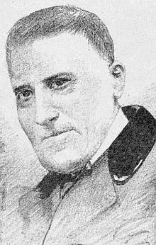 Na kresebné podobence z Humoristických listů, uveřejněné tam v roce 1883 zřejmě u příležitosti 20. jubilea Zöllnerova úmrtí a vyhotovené zřejmě podle snímku ze sbírek Národního muzea