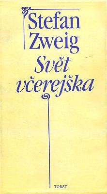 Obálka a vazba českého vydání jeho pamětí (1994)