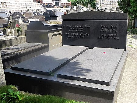 Hrob manželů Zweigových v Petrópolis